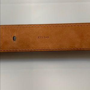 Louis Vuitton Accessories - SALE💥 Louis Vuitton Monogram Ellipse 30MM Belt